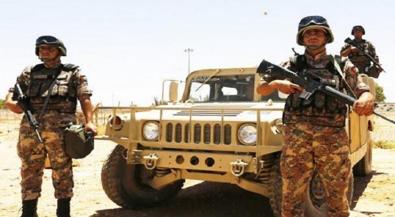 مقتل شخصين حاولا التسلل من سوريا إلى الأردن