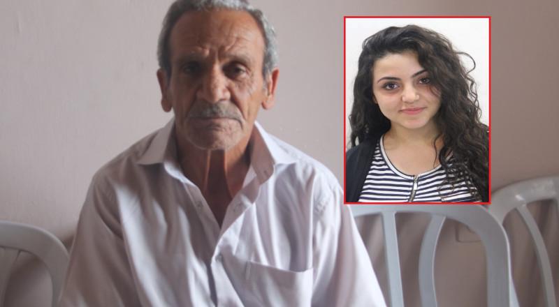 علي ابداح، لم يصدّق حتى الآن أن ابنته قد قُتلت دهسًا