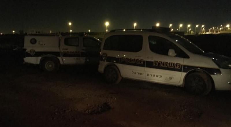 عين الاسد: انفجار عبوة يدوية اسفل سيارة مواطن