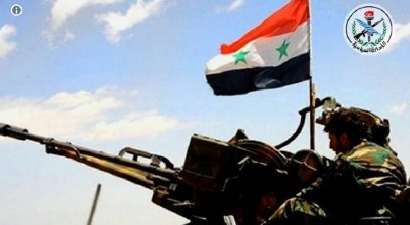 2000 قتيل وجريح لداعش بنيران الجيش السوري بريف حلب