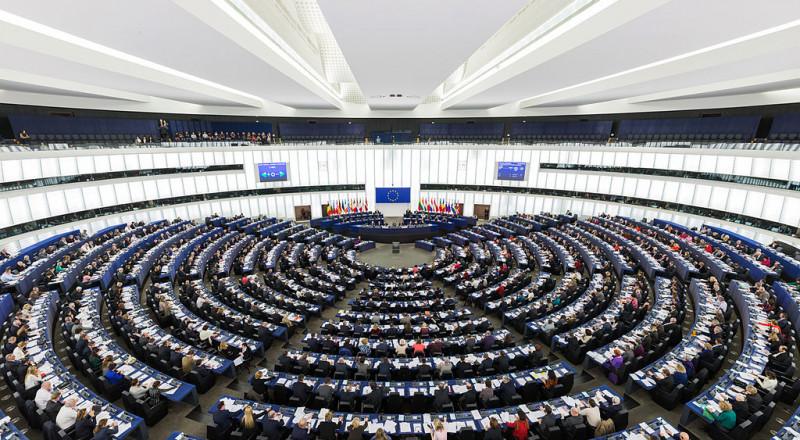 مواجهة فلسطينية إسرائيلية في البرلمان الأوروبي