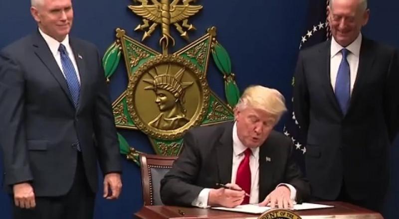 الأضرار مدمّرة .. ردود فعل على قرار ترامب بالانسحاب من اتفاقية المناخ