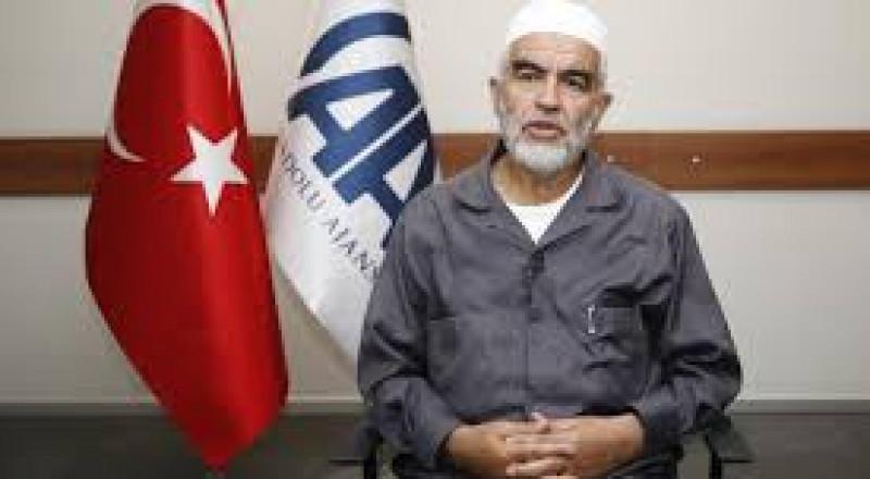 السفارة التركية تستضيف الشيخ رائد صلاح على وجبة افطار