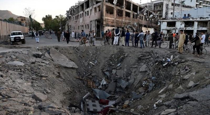الخارجية الأمريكية تعلن إصابة 11 أمريكيا في تفجير كابول