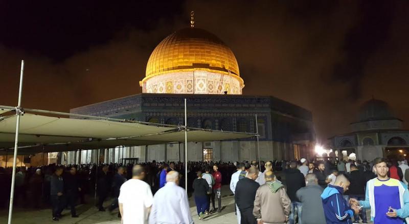 نداء من القدس إلى العلماء المسلمين في كل مكان
