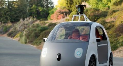 إطلاق سيارات جوجل الذاتية للسير فى شوارع كاليفورنيا