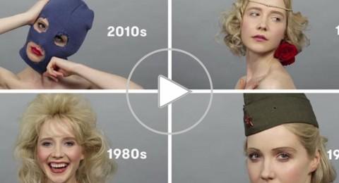 جمال فتيات روسيا الساحر خلال 100 عام