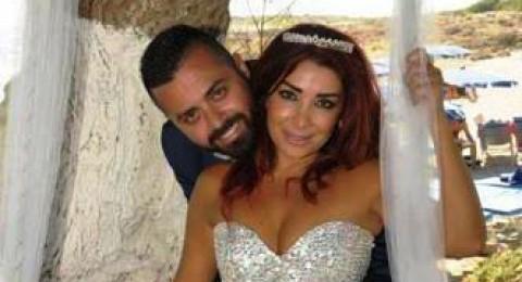 ألين خلف تتزوج مدنياً من مدير اعمالها في قبرص