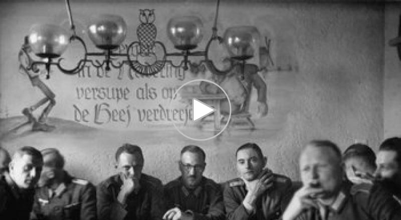 فيلم سري صوره سجناء بالنمسا أثناء الحرب العالمية الثانية