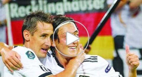 المنتخب الالماني يتأهل ليورو 2012 بعد فوزه على النمسا