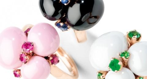 أناقتك بألوان الطبيعة مع المجوهرات الإيطالية