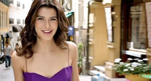بيرين سآت صاحبة أفضل ابتسامة بين نجمات تركيا