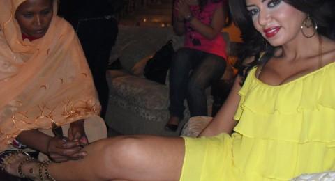 رانيا يوسف تفضح زوجها والسبب؟!