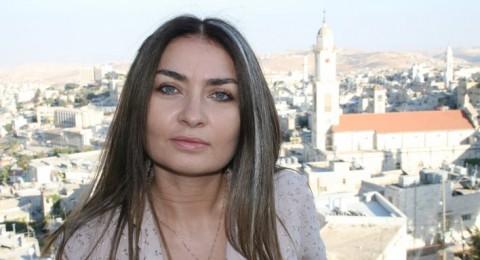 مخرجة فلسطينية تبرز بيت لحم على خريطة العالم