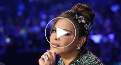 بالصور والفيديو… أحلام تعلن إنسحابها من Arab Idol