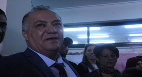 علي سلام يدلي بصوته ويتحدث واثقًا: أنا رئيس البلدية القادم