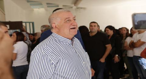 الناصرة: المرشح وليد العفيفي يدلي بصوته ويؤكد: تفوّقنا واضح