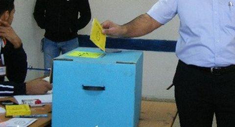 افتتاح صناديق الاقتراع لانتخابات السلطات المحلية
