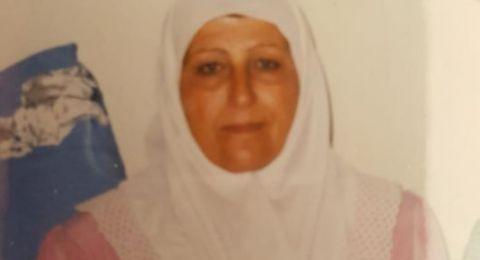 الجديدة المكر: وفاة والدة المرشح سهيل ملحم