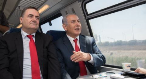 إسرائيل تعرض خطة لمد سكك حديدية مع دول الخليج