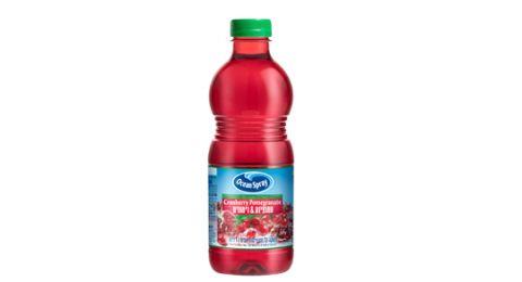 Ocean  Spray ماركة مشروبات الفواكه البرية الرائدة تُطلق  مشروب  جديد بنكهة توت-بري رمان