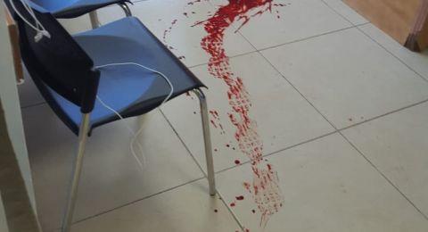 الطيبة: اصابة شاب بعيار ناري