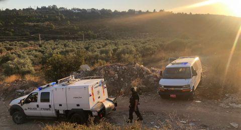 جولس: مزارع يعثر على قنابل انبوبية في حقله!