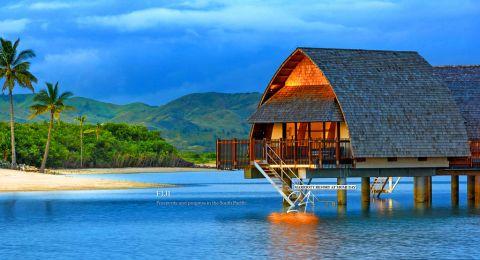 عناوين سياحية في جزر فيجي الاستوائية