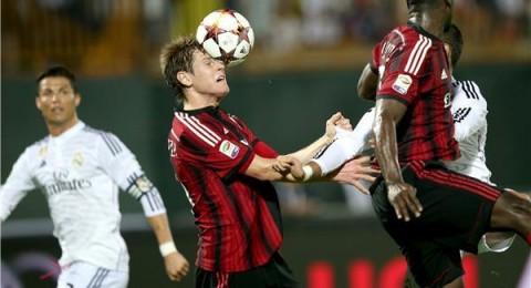 ميلان بطلاً لكأس دبي للتحدي على حساب ريال مدريد