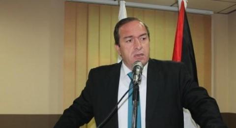محافظ طولكرم: تم نقلي من طولكرم بتوصية من رئيس الوزراء رامي الحمد لله