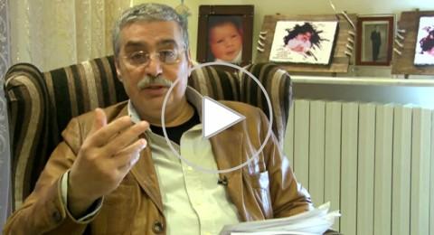 عباس النوري: أنا خائف على مستقبل بلادي