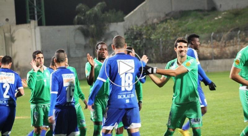 برومو مباراة مكابي اخاء الناصرة ضد هبوعيل العفولة 29/12/2014