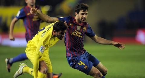 فياريال يعاند برشلونة ويجبره على التعادل