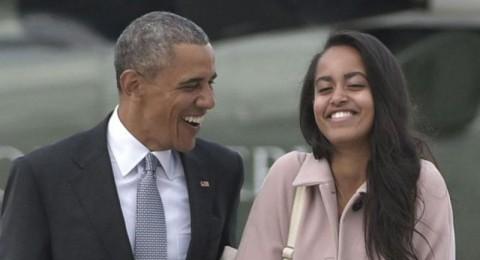 إبنة أوباما الكبيرة في طريقها إلى هوليوود
