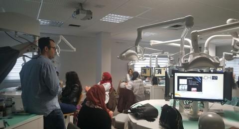تخصيص دورات تحضيرية لامتحان الترخيص في طب الأسنان، لطلاب المعاهد الأجنبية