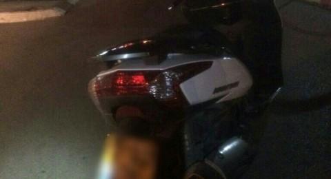 كفر ياسيف : مسدس ودراجة نارية مسروقة ومشتبه هارب