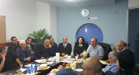 يوم دراسي يجمع المسؤولين عن أمن المياه في شركة مياه الجليل