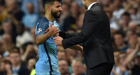 ريال مدريد يستغل توتر علاقة أغويرو بغوارديولا
