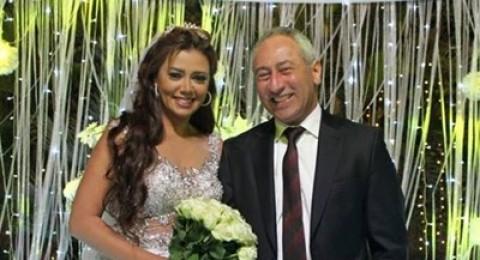 زفاف رانيا يوسف وزوجها للمرة الثانية!