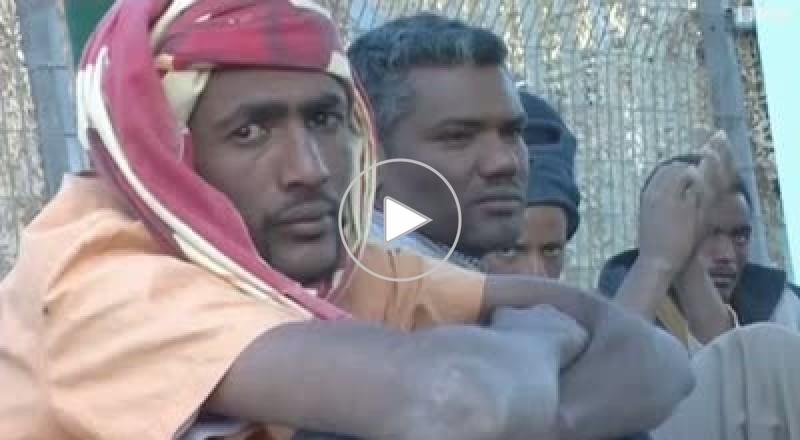 الكنيست الاسرائيلي يناقش قرار ترحيل سوداني جنوبي