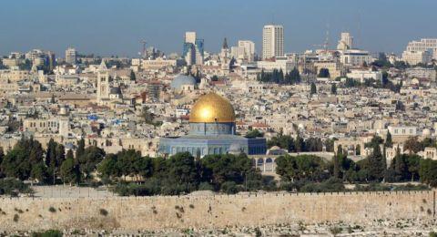 تقرير جديد: صفقة القرن تشمل فصل 4 أحياء عن القدس