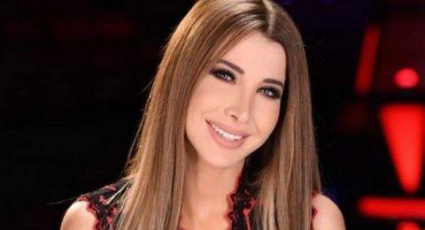 بالصور: نانسي عجرم بإطلالة مميزة.. وابنتاها تسحران الحضور
