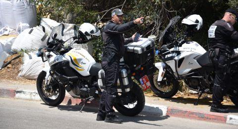 محاولة دهس عناصر من الشرطة الإسرائيلية بالقدس