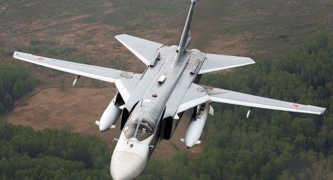 حطم مقاتلة روسية في سوريا ومقتل طيارين بسبب