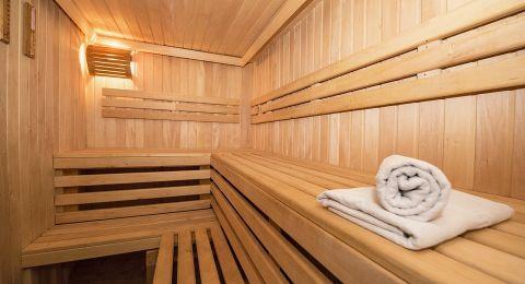 حمامات الساونا تقلل خطر الإصابة بجلطات القلب