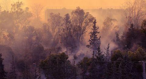 يديعوت: الحرائق التي اندلعت اليوم هي الأكبر منذ بداية مسيرات العودة