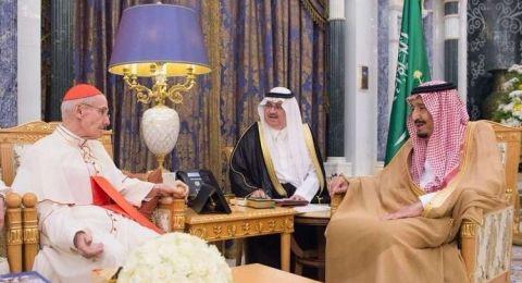 السعودية تبرم اتفاقا مع الفاتيكان يسمح ببناء كنائس في المملكة
