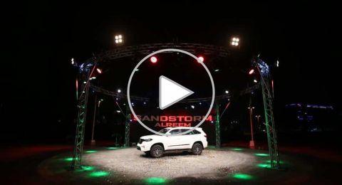 تدشين أول سيارة إماراتية الصنع في أبوظبي