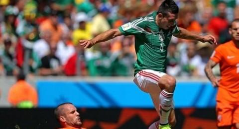 هولندا تقلب الطاولة على المكسيك في اربع دقائق وتبلغ الدور القادم