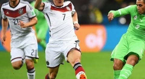 شكراً الجزائر … المانيا الى دور الثمانية